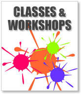 Hire a room for classes and workshops